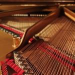 Piano tuning strings