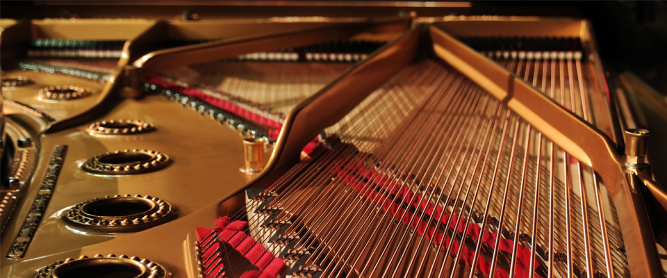 Piano tuning strings